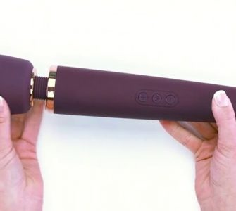 The best wand vibrator