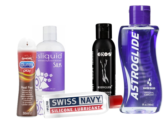 Find the right lubricant for you