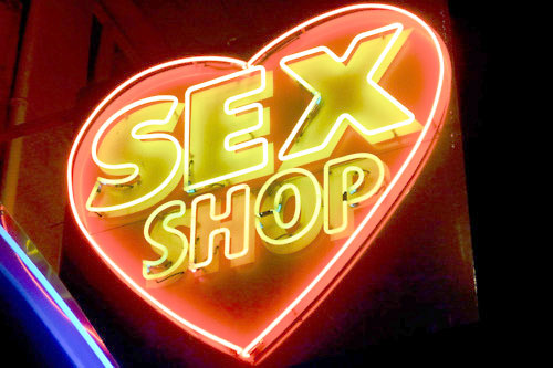 Sex toy sale