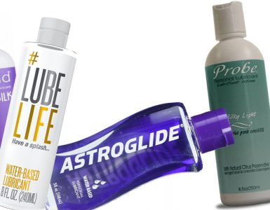 Water-based Lubes Featured