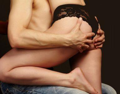 Orgasm during intercourse