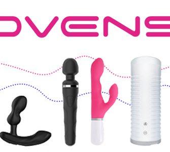 Lovense Remote-Control Sex Toys