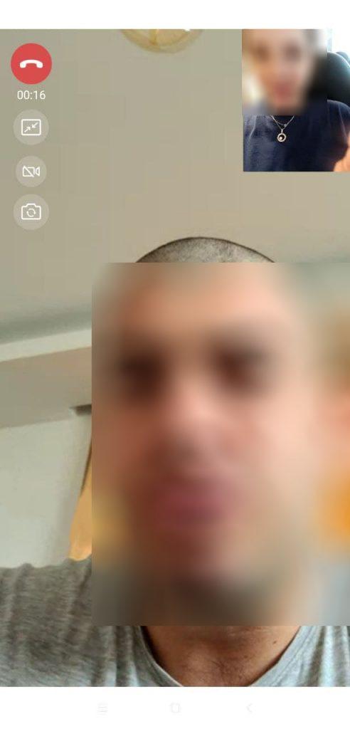 Video calls Lovense app