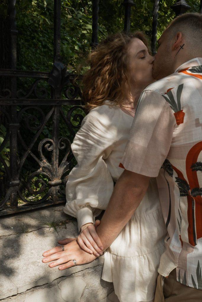 Intimacy in public